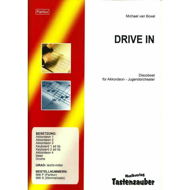 Drive In (partituur)