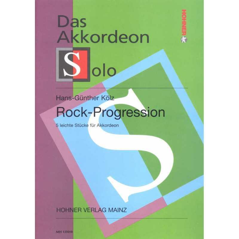 Rock Progression (Hans-Günther Kölz)