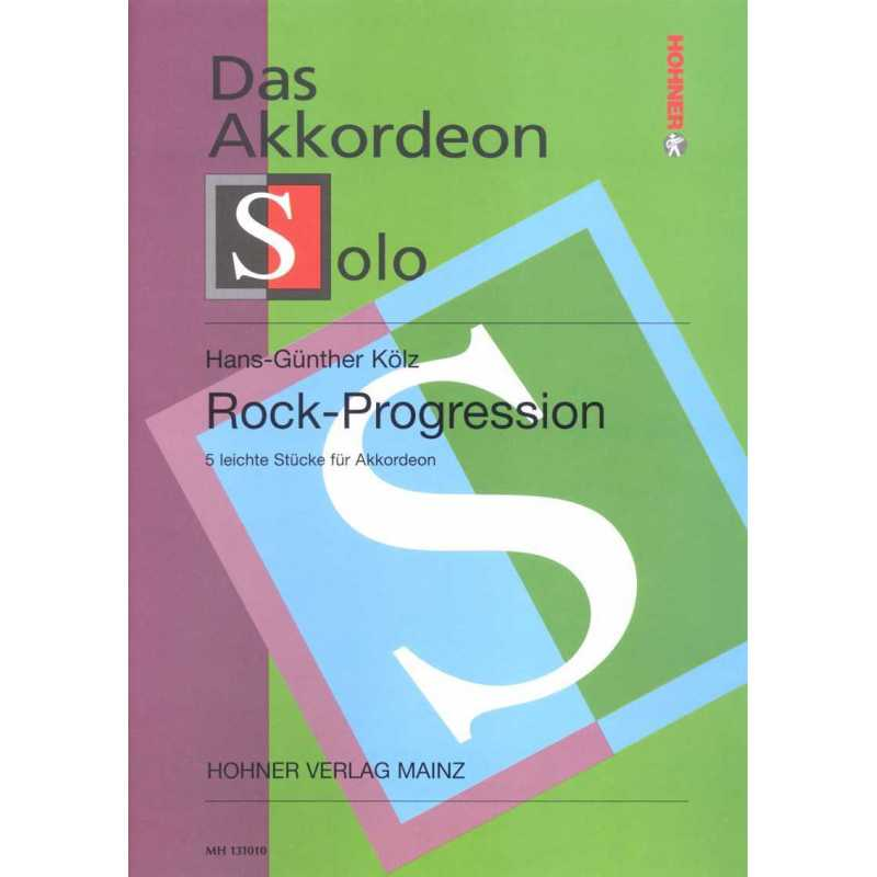Rock Progression (Hans-Günther Kölz)