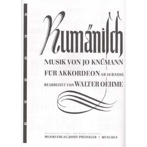 Rumänisch (Jo Knümann)
