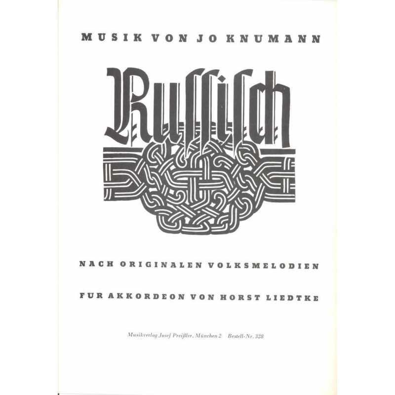 Russisch (Jo Knümann)