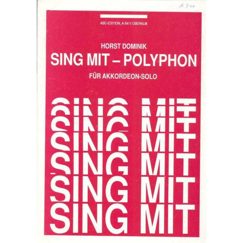 Sing mit polyphon (Horst Dominik)