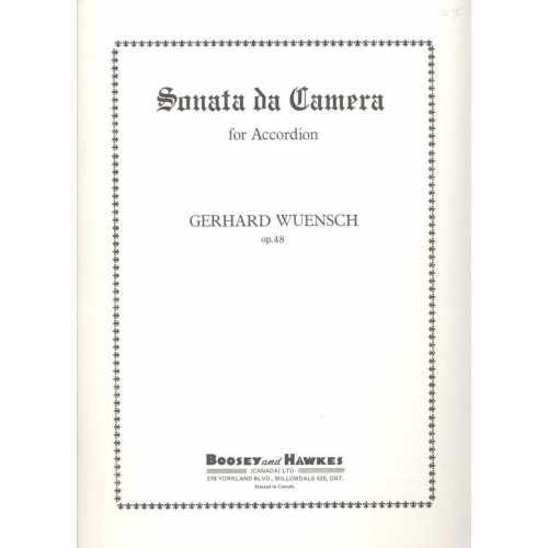 Sonata da camera (Gerhard Wuensch)