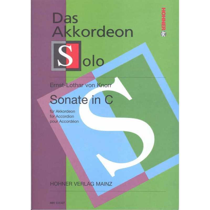 Sonate in C (Ernst-Lothar von Knorr)