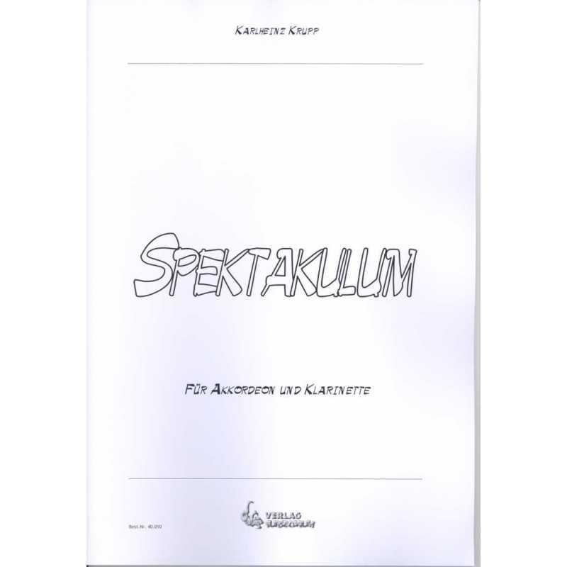 Spektakulum (Karlheinz Krupp)