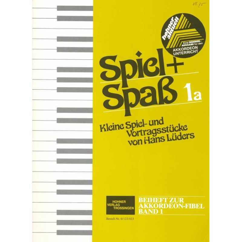 Spiel und spass 1a (Hans Lüders)
