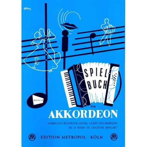 Spielbuch für akkordeon deel 2