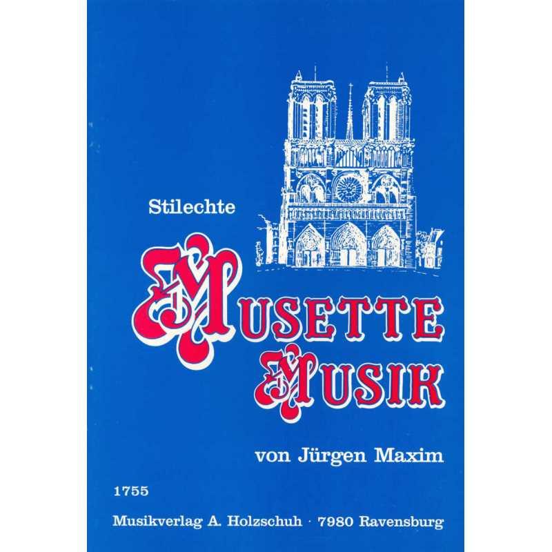 Stilechte musette musik deel 1 (Jürgen Maxim)