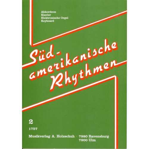 Sud-Amerikanische Rhythmen deel 2 (Jürgen Maxim)