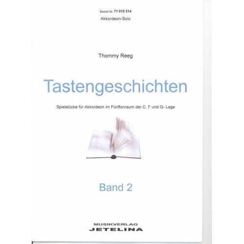 Tastengeschichten deel 2 (Thommy Reeg)