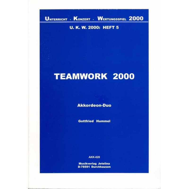 Team work 2000 (Gottfried Hummel)