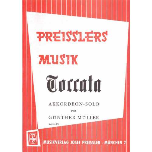 Toccata (Günther Müller)