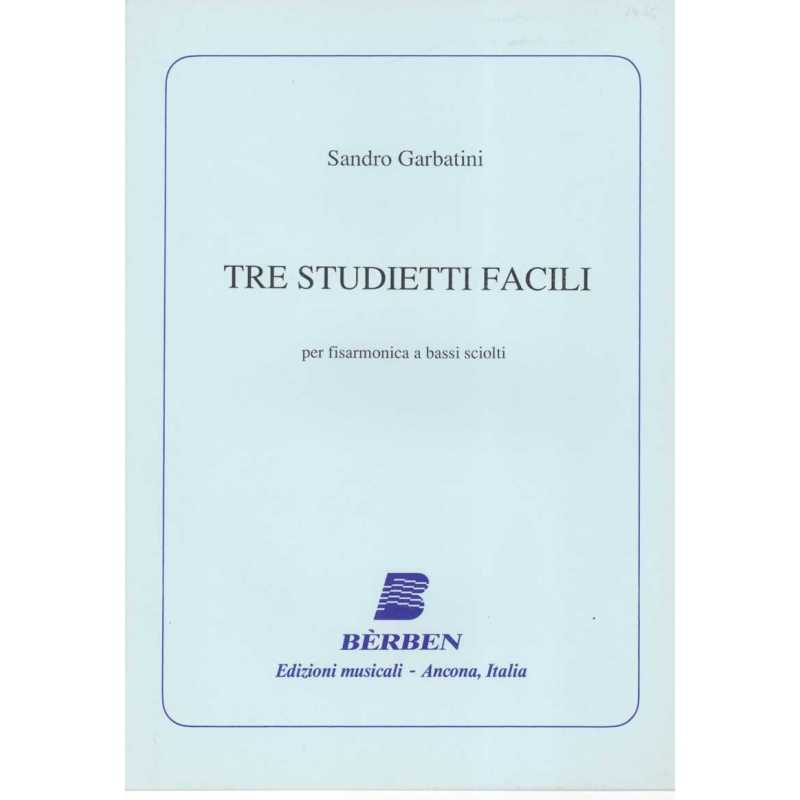 Tre studietti facili (Sandro Garbatini)