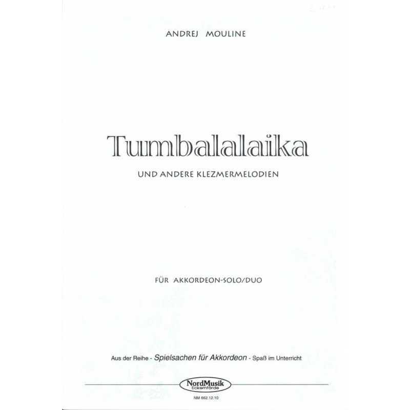 Tumbalalaika (Andrej Mouline)
