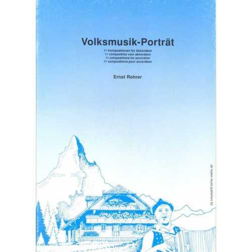 Volksmusik porträt (Ernst Rohrer)