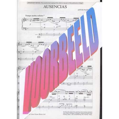 Vuelvo al sur (Astor Piazzolla)