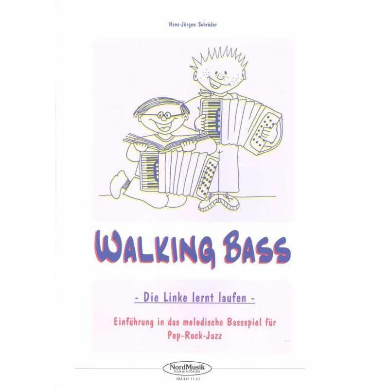 Walking bass (Hans-Jürgen Schröder)