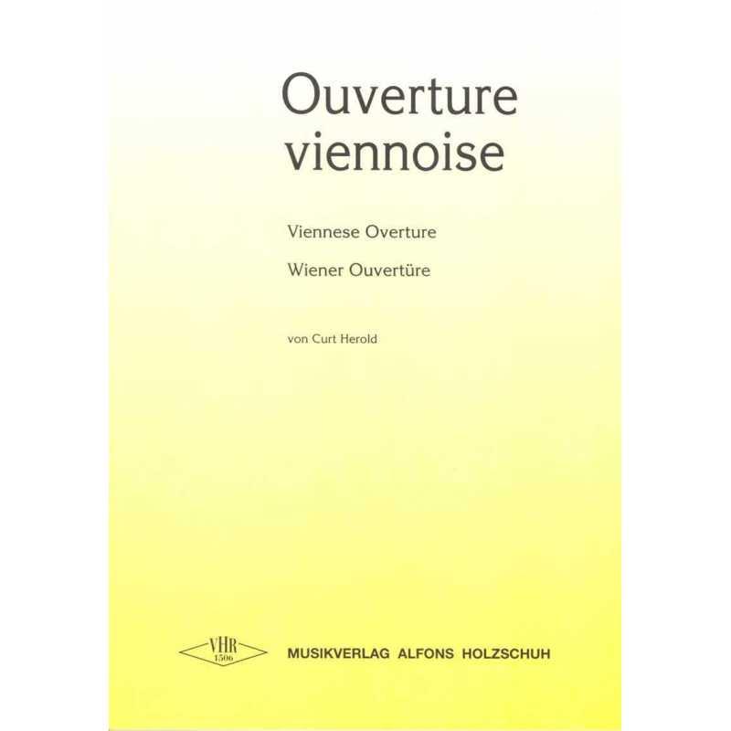 Ouverture Viennoise/Wiener ouvertüre (Curt Herold)