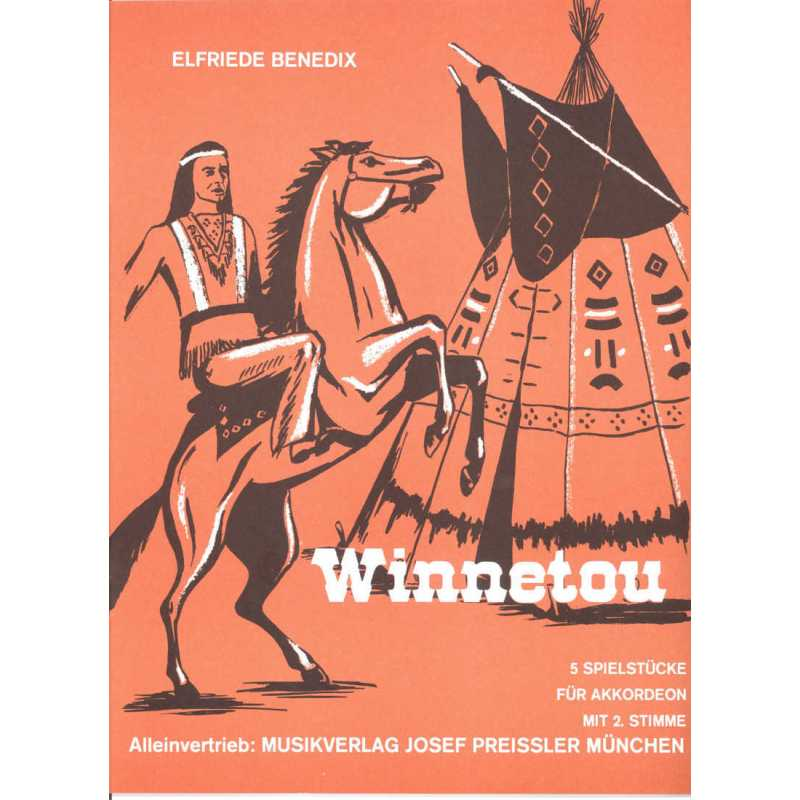 Winnetou (Elfriede Benedix)
