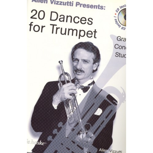 20 Dances for Trumpet Allen Vizzutti