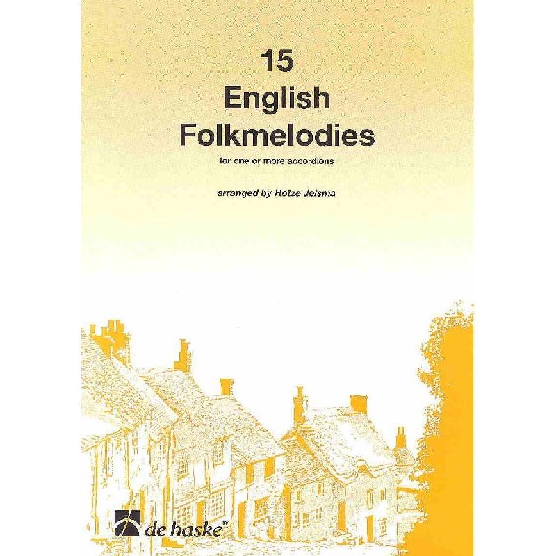 15 Englisch Folkmelodies
