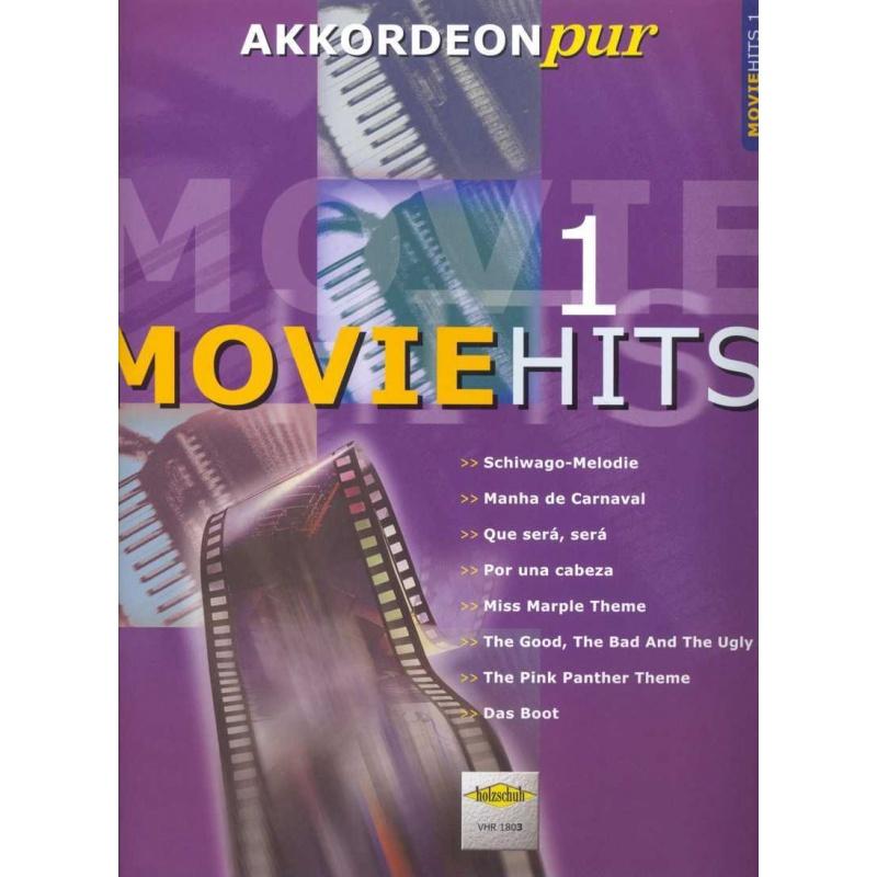 Akkordeon Pur Moviehits deel1