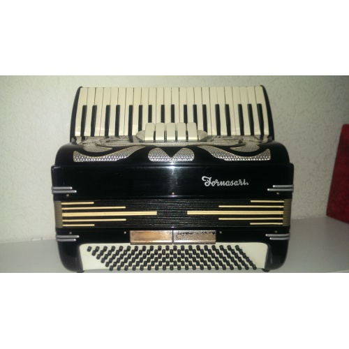 Fornasari 120 bas accordeon