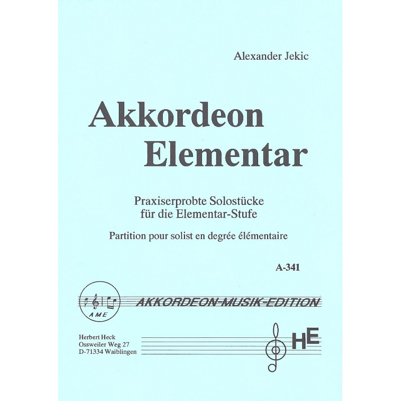 Akkordeon Elementar