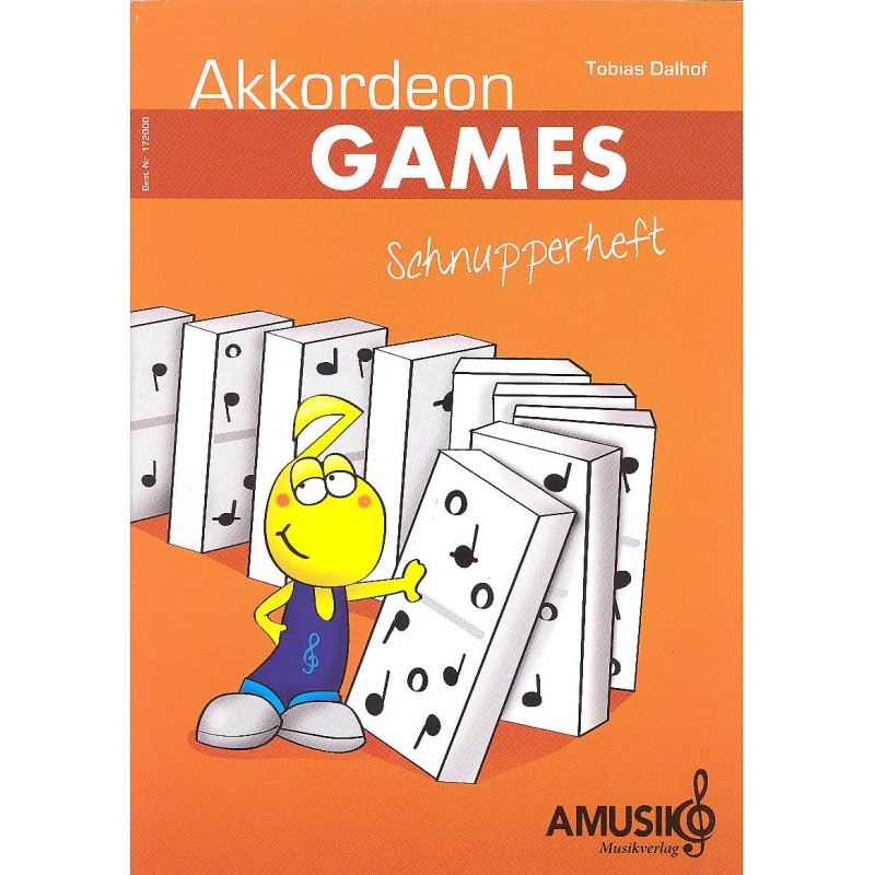 Akkordeon Games Schnupperheft