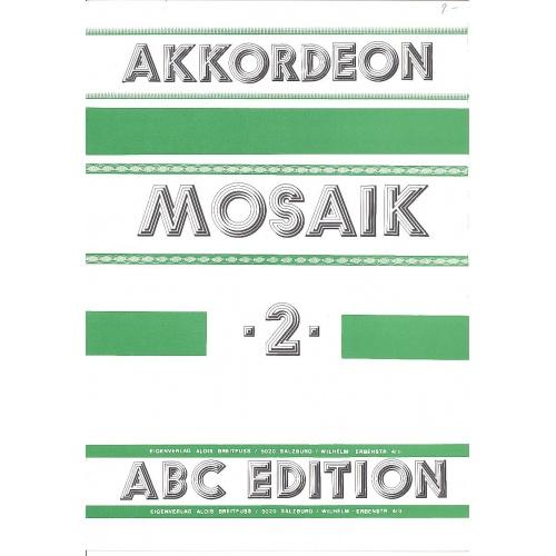 Akkordeon Mosaik deel 2