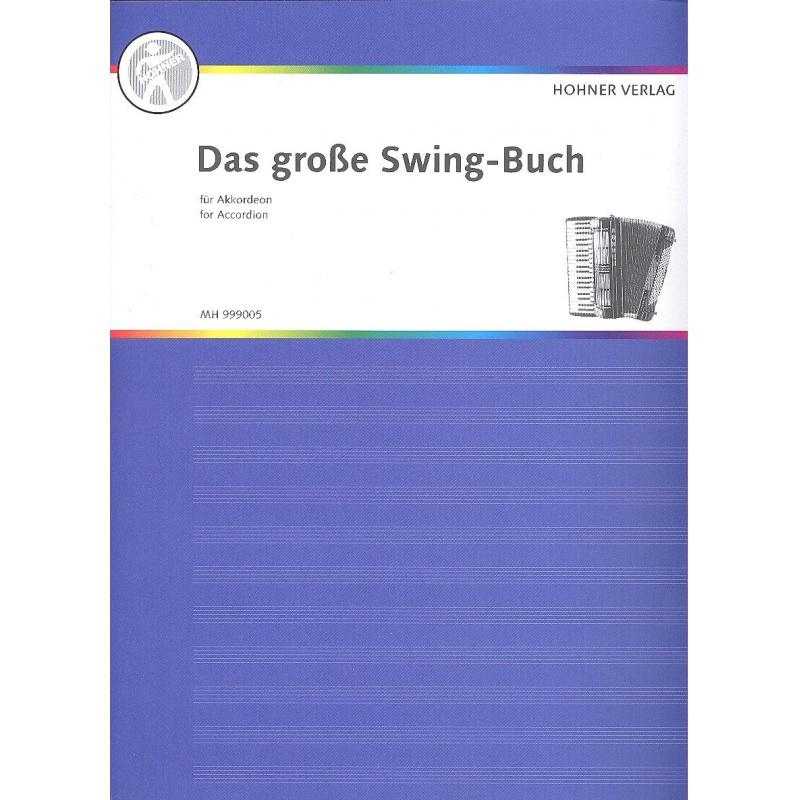 Das Grosse Swing-buch für Akkordeon