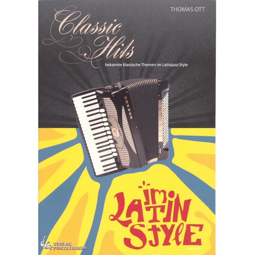 Classic hits im latin style van thomas ott for Classic house hits