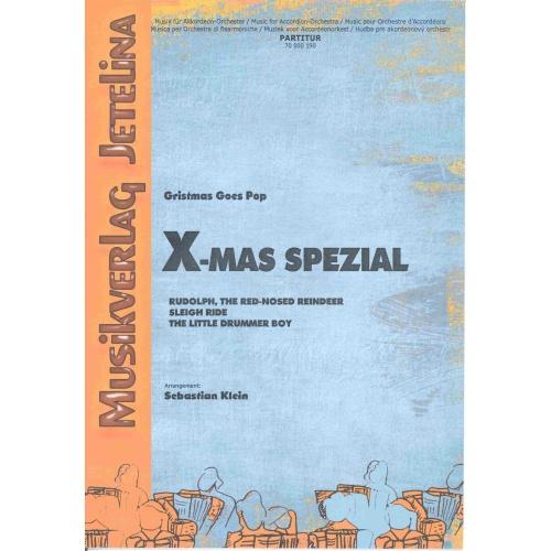 X-Mas Spezial partituur