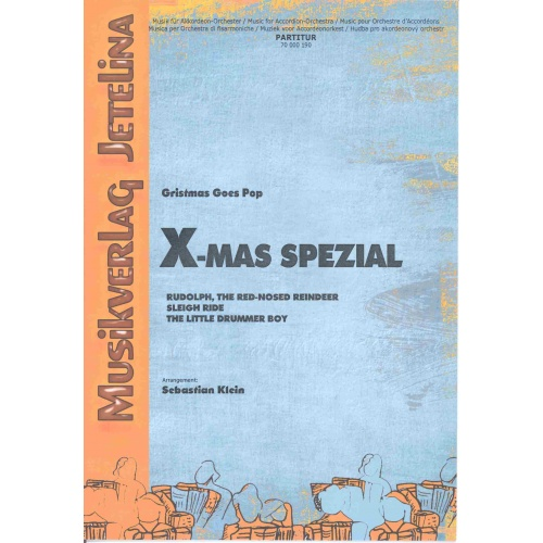 X-Mas Spezial stemmenset