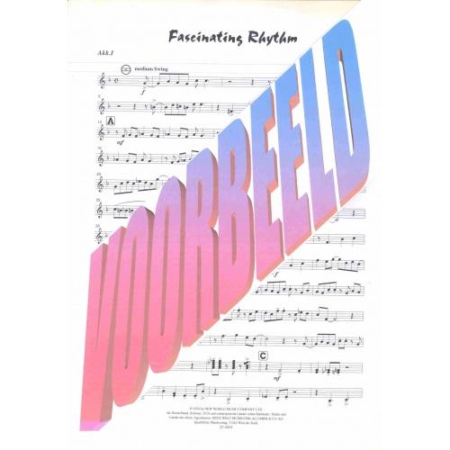 Fascinating Rhythm (George Gershwin) stemmenset