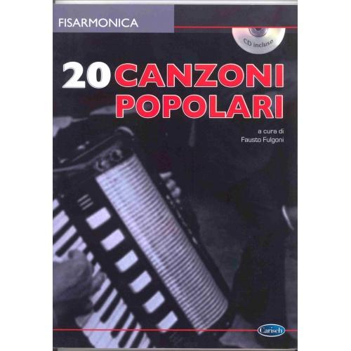 20 Canzoni Popolari