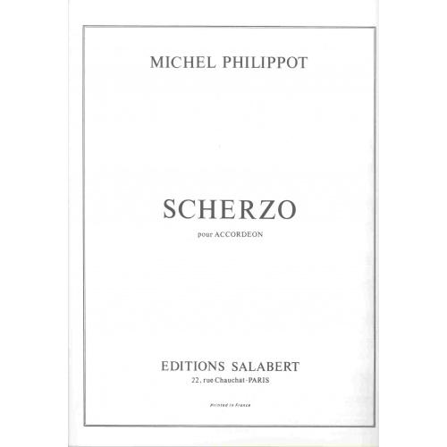 Scherzo pour Accordeon