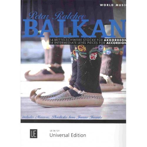 Balkan für Akkordeon