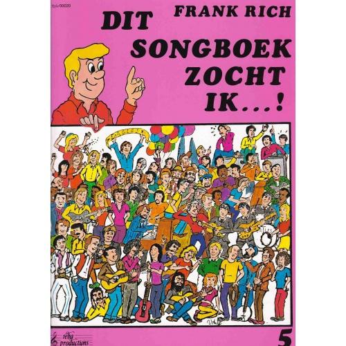 Dit songboek zocht ik deel 5