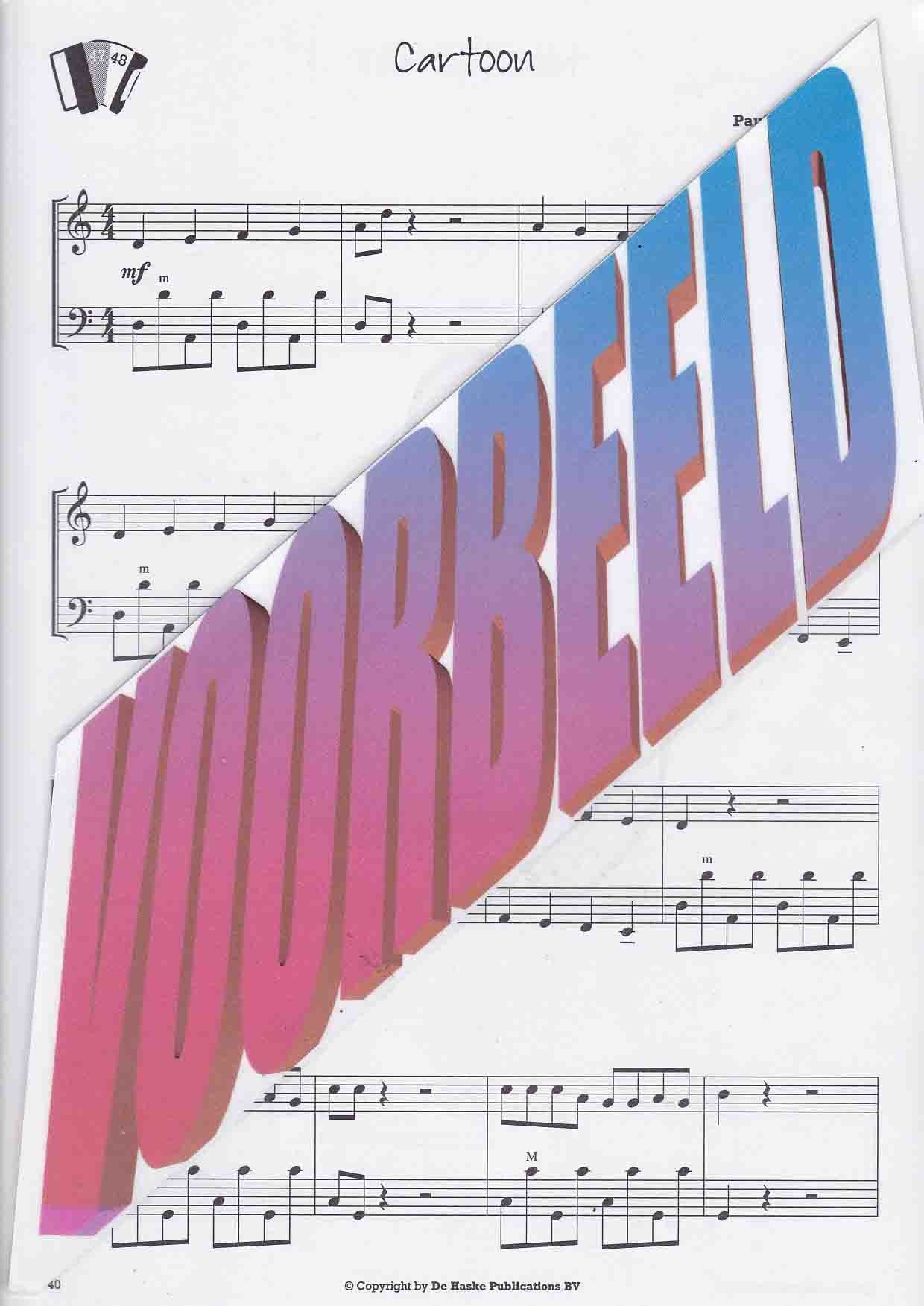 Easy Accordion Songs