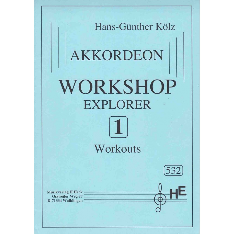 Explorer workshop deel 1