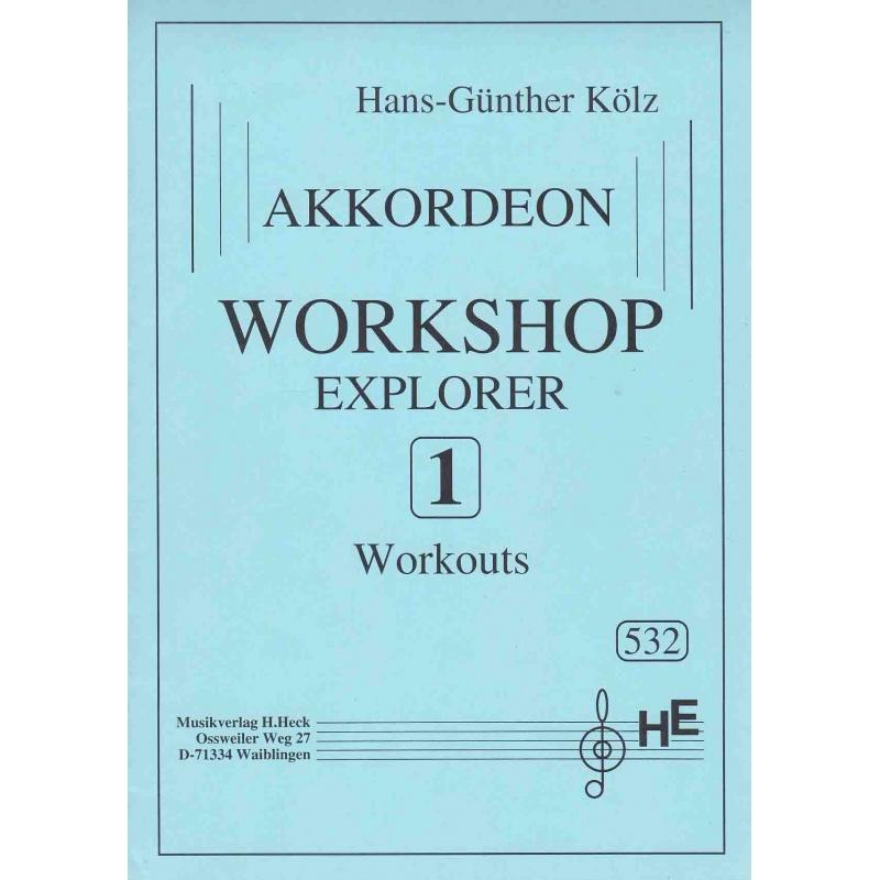 Explorer workshop deel 1