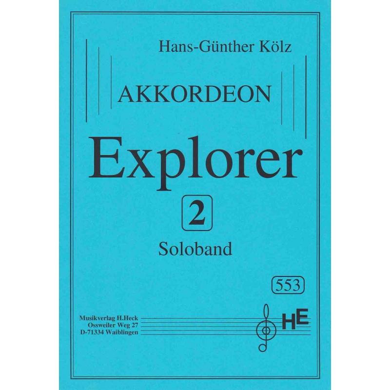 Explorer deel 2
