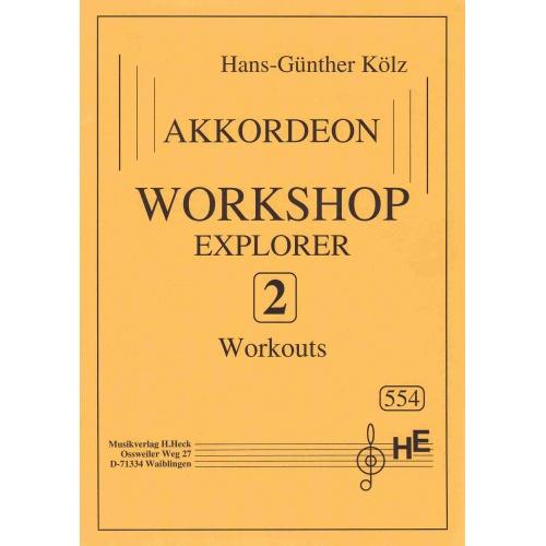 Explorer workshop deel 2