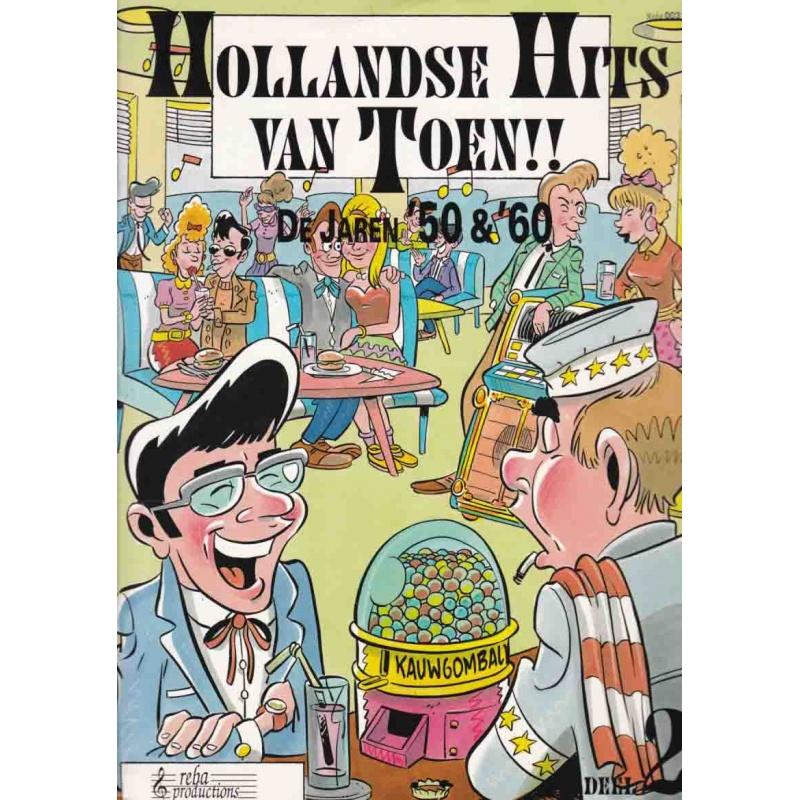 Hollandse hits van toen '50 en '60 deel 2
