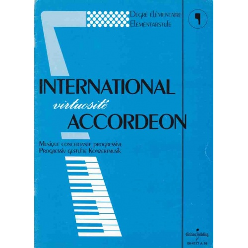 Internationale Virtuosite deel 1