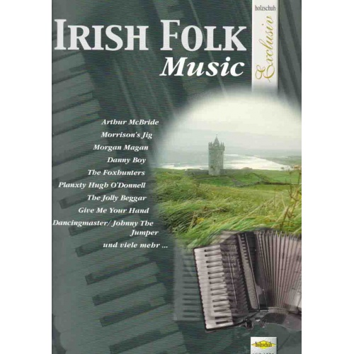 Irish Folk Music (Exclusive)