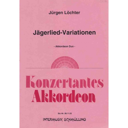 Jägerlied-variationen