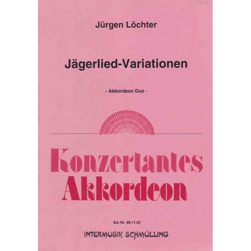 Jägerlied-variationen