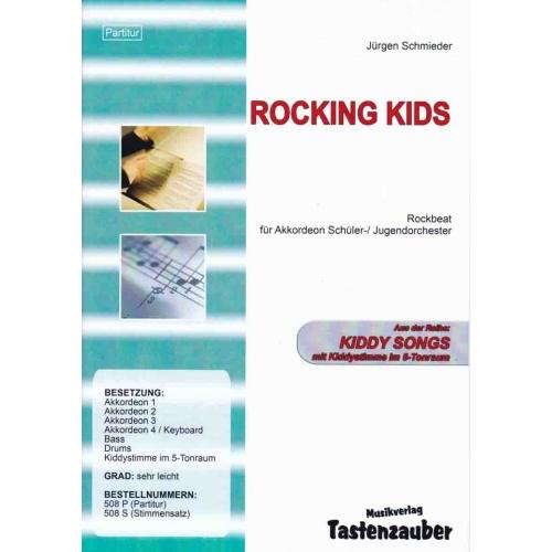 Rocking Kids (partituur)